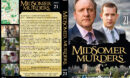 Midsomer Murders - Series 21 R1 Custom DVD Cover
