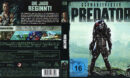 Predator (Neuauflage) (2018) German Blu-Ray Covers & Label