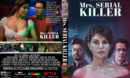 Mrs Serial Killer (2020) R0 Custom DVD Cover & Label
