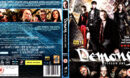 DEMONS (2008) SEASON ONE R2 BLURAY COVER and LABEL