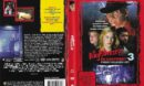 Nightmare on Elm Street 3 - Freddy Krüger lebt (1987) R2 German DVD Cover & Label