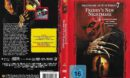 Nightmare on Elm Street 7 - Freddy's New Nightmare (1997) R2 german DVD Cover & Label