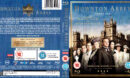 DOWNTON ABBEY (2010) SERIES ONE R2 BLURAY COVER & LABELS