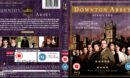 DOWNTON ABBEY (2011) SERIES TWO R2 BLURAY COVER & LABELS