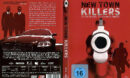 New Town Killers (2010) R2 German DVD Cover