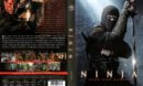 Ninja-Pfad der Rache (2013) R2 German DVD Cover