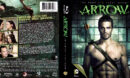ARROW (2012) SEASON ONE BLURAY/DVD COVERS AND LABELS