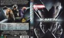X-Men (2000) R2 German DVD Cover & Label