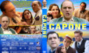 Capone (2020) R1 Custom DVD Cover