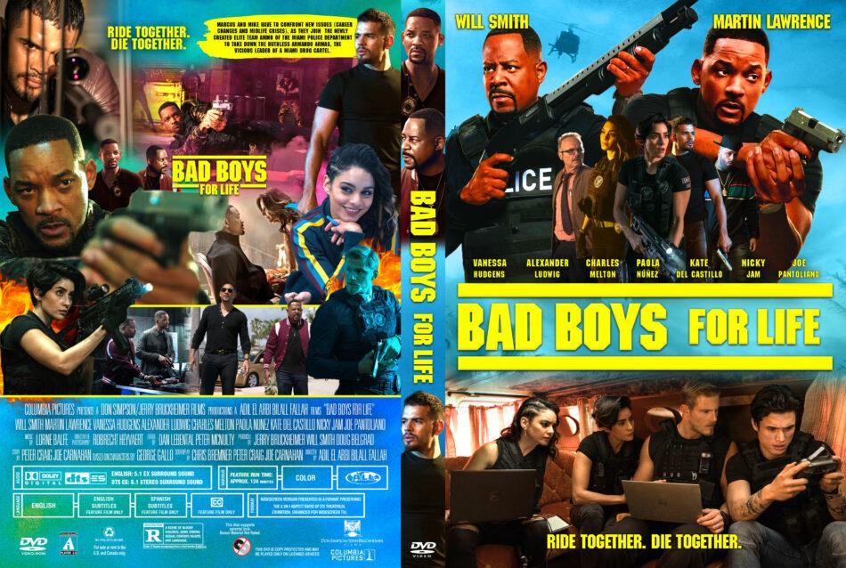 Bad Boys For Life 2020 R0 Custom Dvd Cover Dvdcover Com