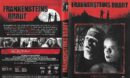 Frankensteins Braut (1935) R2 German DVD Covers & Label