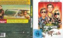 Once Upon a Time in Hollywood (2019) German Blu-Ray Cover & Label