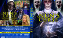 A nun's Curse (2020) R1 Custom DVD Cover & Label