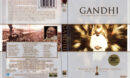 GANDHI (1982) DVD COVER AND LABEL