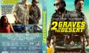 2 Graves in the Desert (2020) R0 Custom DVD Cover