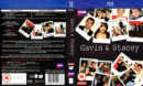 GAVIN AND STACEY (2008-10) COMPLETE COLLECTION BLURAY COVER & LABELS