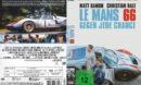 Le Mans 66 - Gegen jede Chance (2019) R2 German DVD Cover