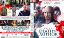 Intrigo : Death of an Author (2018) R1 Custom DVD Cover