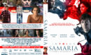 INTRIGO : SAMARIA (2019) R0 Custom DVD Cover & Label