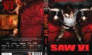 Saw 6 (2009) R2 German DVD Cover