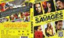 Savages (2013) R2 German DVD Cover