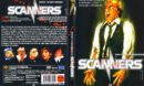 Scanners 1 (1980) R2 German DVD Cover