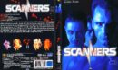 Scanners 3 (1992) R2 German DVD Cover