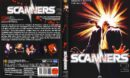 Scanners 2 (1992) R2 German DVD Cover