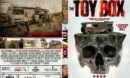 The Toy Box (2018) R0 Custom DVD Cover & Label