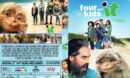 Four kids And It (2020) R0 Custom DVD Cover & Label
