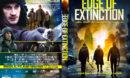 Edge of Extinction (2020) R1 Custom DVD Cover
