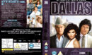 DALLAS (1980-81) SEASON 4 R2 DVD COVER & LABELS