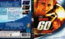 Nur noch 60 Sekunden (1974-2017) German Blu-Ray Covers