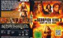 The Scorpion King 3 (2012) R2 German DVD Cover