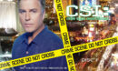 CSI: Crime Scene Investigation - Season 2 R1 Custom DVD Labels
