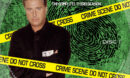 CSI: Crime Scene Investigation - Season 3 R1 Custom DVD Labels