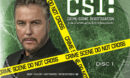 CSI: Crime Scene Investigation - Season 6 R1 Custom DVD Labels