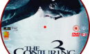 The Conjuring 3 (2020) R2 Custom DVD Label