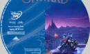 Onward (2020) R1 Custom DVD label