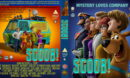 Scoob! (2020) RB Custom Bluray Cover and Label