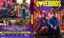 The Lovebirds (2020) R0 Custom DVD Cover