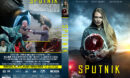 Sputnik (2020) R1 Custom DVD Cover & Label
