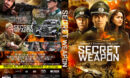 Secret Weapon (2019) R2 DVD Cover & Label