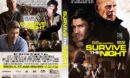 Survive the Night (2020) R1 Custom DVD Cover