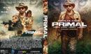 Primal (2019) R1 Custom DVD Cover & Label