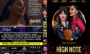 The High Note (2020) R0 Custom DVD Cover & Label