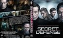 Secret Defense (2008) R2 German DVD Cover
