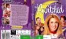 Bewitched Season 8 (1969) R4 DVD Cover