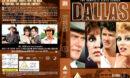 DALLAS (1982-83) SEASON 6 R2 DVD COVER & LABELS