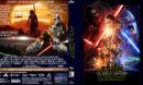 Star Wars: The Force Awakens (2015) R1 Custom Blu-Ray Cover